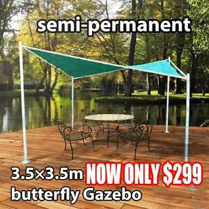 Start From $145 Outdoor Umbrella, Large Canopy Butterfly gazebo Richlands Brisbane South West Preview