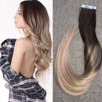 Highest Quality Double Drawn European Hair Extensions Tape Ins