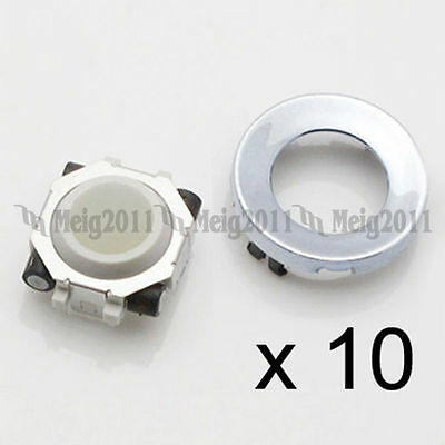 10x Trackball for BLACKBERRY CURVE 8300 8310 8320 8330 8800 8810 8820 8830 8300 Curve Faceplate