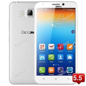 "like new fast 8 core 5.5"" dual sim Lenovo android phone"