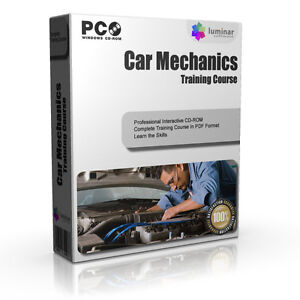 Auto-Mechanic-Mechanics-Car-Gears-Training-Book-Course