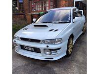 1995 Subaru Impreza WRX STi Version 2 JDM Import. Not Evo Pulsar GTiR Skyline M3 Vtec.