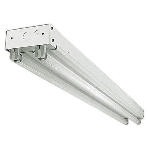 LED SHOP LIGHT 5000K Daylight 4FT Fixture Utility Ceiling Li