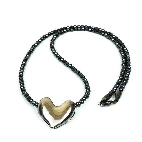 Georg Jensen Necklace Pendant #247A Sterling Silver Denmark Jewelry #13692