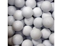 Golf Balls 100 Srixon Distance Golf Balls Nice Condition