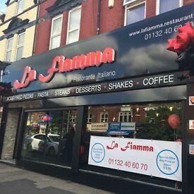 Restaurant business for sale/ partnership offer