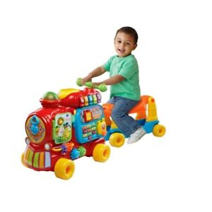 VTech® Sit-to-Stand Ultimate Alphabet Train- English Version