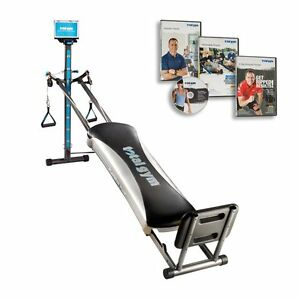 Total Gym Platinum Plus Like New comes with Everything - GFW