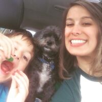 Single mom, full time student looking for a furnished suite