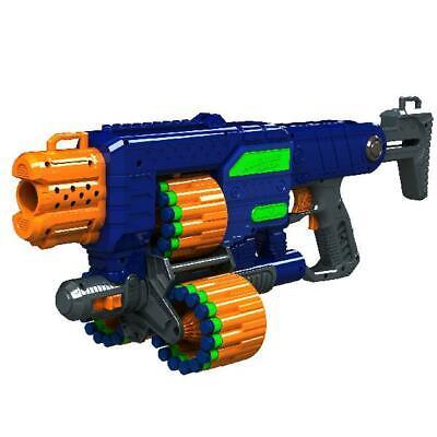 New Foam Dart Nerf Compatible Machine Blaster Gun With Darts  Kids Toy Refill