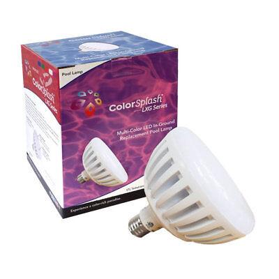 J & J ColorSplash 3G Replacement 120V MultiColor LED Pool Li