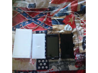 Unlocked Apple iPhone 6 Plus, 64Gb with accessories