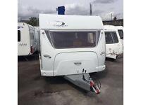 Dethleff Camper DL 540 4 Berth 2004 Caravan
