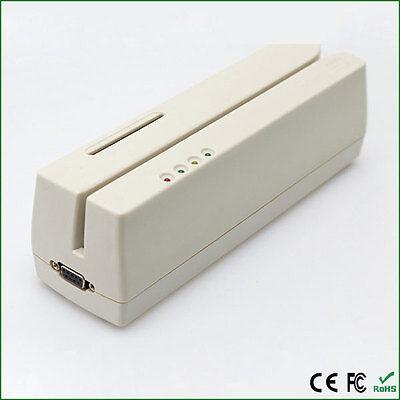 Tracks 123 Emv Smart Ic Chip Card Magnetic Stripe Card Reader Writer Encoder
