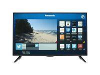"Panasonic 48"" 4k Smart 3D LED Tv slim design Wi-fi Free Delivery"
