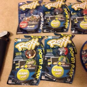 Roxx lot - new in package - battle dome - travel pack Cambridge Kitchener Area image 2
