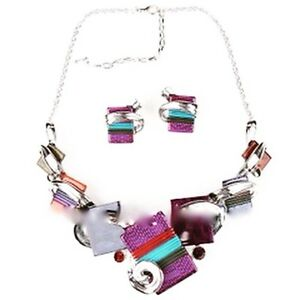 Brand New Necklace/Earring Set