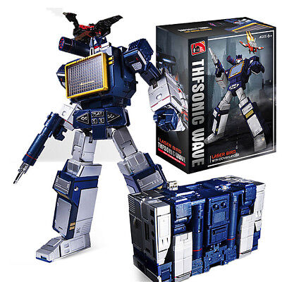 Transformers THF-01J Sound waves With a laser bird MP ratio