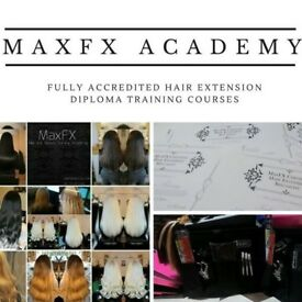 Hair Extension Diploma Training Course