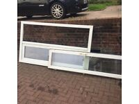 UPVC Patio French doors and frame
