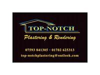Top-Notch Plastering & Rendering