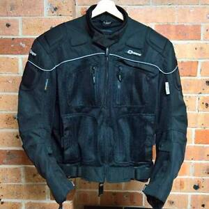 RJays Octane Summer Mesh Motorcycle Jacket Size M Panania Bankstown Area Preview