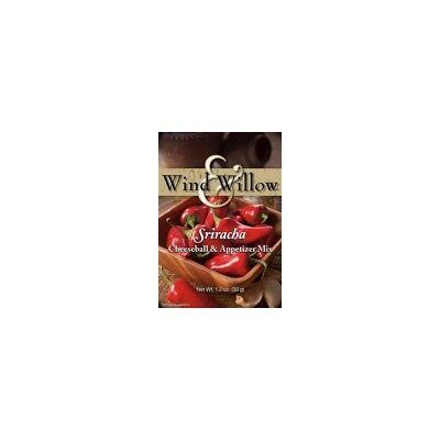 - Wind & Willow Sriracha Cheeseball & Appetizer Mix