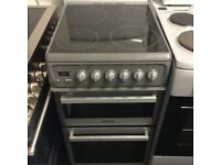 Hotpoint electric cooker-6 month guarantee
