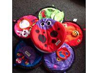 lamaze baby toy playmat
