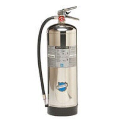 Buckeye Water Pressure Fire Extinguisher With Schrader Valve Refillable - 2019