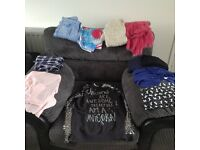 Bundle of girls clothes age 12-13. All in great condition. Only £10
