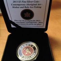 Aboriginal Art Coin