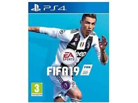 FIFA19 for PS4