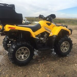 2007 can am 650 outlander