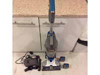 Vax Air U86-AL-B Cordless Vacuum Cleaner with Batteries + Accessories