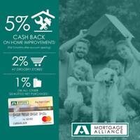 Apply online today!! Mortgage Alliance Mastercard
