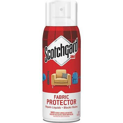 (12 Pk 3M Scotchgard Protector For Fabric & Upholstery 10 Oz Aerosol Can 4101)