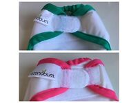 2 NEW Reusable/washable nappy covers