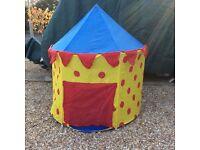 Ikea play tent