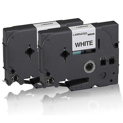 Gebraucht, 2x Premium kompatible Schriftbänder für Brother P-Touch-1005-FB TZE221 9MM x 8M gebraucht kaufen  Deutschland