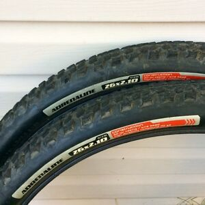 Specialized 26 x 2.10 tires for sale 30$