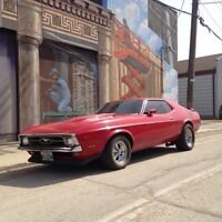 1971 Ford Mustang Coupe