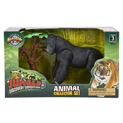 Jungle Animals Toys (9
