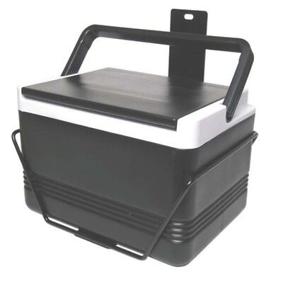 Golf Cart 12 Quart Cooler and Black Mounting Bracket Only for EZGO TXT