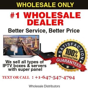 IPTV Reseller and Boxes Quebec City