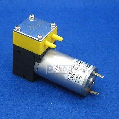 Dc 12v 50kpa Dc Micro Vacuum Pump Pumping Air Pump Sampling Liquid Pump