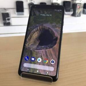 Google Pixel 2 XL Black 64G AU MODEL INVOICE WARRANTY UNLOCKED Pacific Pines Gold Coast City Preview