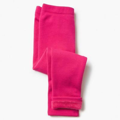 NWT Gymboree Cozy Leggings Hot Pink Fuchsia Girls 3,4,5/6,7/8,10/12,14 - Hot Girls Leggings