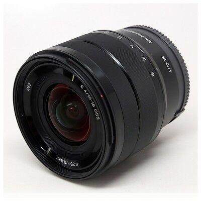 Sony E 10-18mm f/4 OSS Lens * BRAND NEW * | MPN: SEL1018