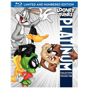 Looney Tunes Collectors Edition (blu-ray)